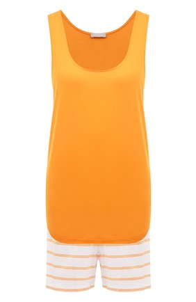 Женская пижама HANRO разноцветного цвета, арт. 077144 | Фото 1