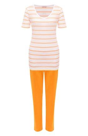 Женская пижама HANRO разноцветного цвета, арт. 077145 | Фото 1