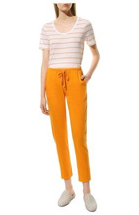 Женская пижама HANRO разноцветного цвета, арт. 077145 | Фото 2