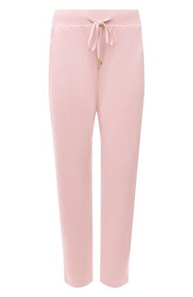 Женские брюки HANRO розового цвета, арт. 077880 | Фото 1