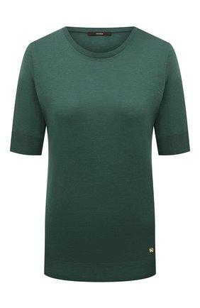 Женская футболка WINDSOR зеленого цвета, арт. 52 DT601 10005529 | Фото 1