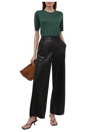 Женская футболка WINDSOR зеленого цвета, арт. 52 DT601 10005529 | Фото 2
