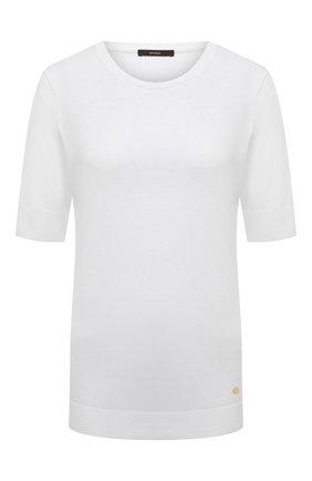 Женская футболка WINDSOR белого цвета, арт. 52 DT601 10005529 | Фото 1