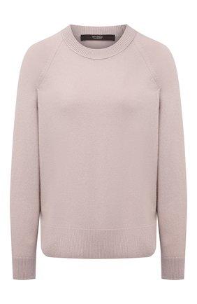 Женский кашемировый пуловер WINDSOR бежевого цвета, арт. 52 DP600 10000805 | Фото 1