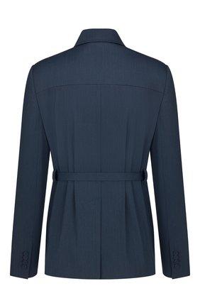 Мужской пиджак DIOR синего цвета, арт. 193C242A5173C535 | Фото 2