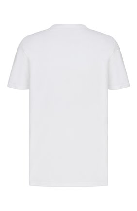 Мужская хлопковая футболка dior x kenny scharf DIOR белого цвета, арт. 193J697A0677C089 | Фото 2