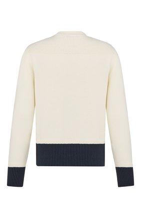 Мужской свитер DIOR кремвого цвета, арт. 193M639AT360C085 | Фото 2