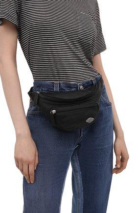 Женская поясная сумка HARLEY-DAVIDSON черного цвета, арт. RD6259L-Black | Фото 2