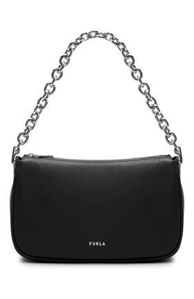 Женская сумка furla moon FURLA черного цвета, арт. WB00356/AX0733   Фото 1