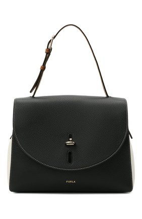 Женская сумка furla net FURLA черного цвета, арт. BAFQFUA/HSC000   Фото 1