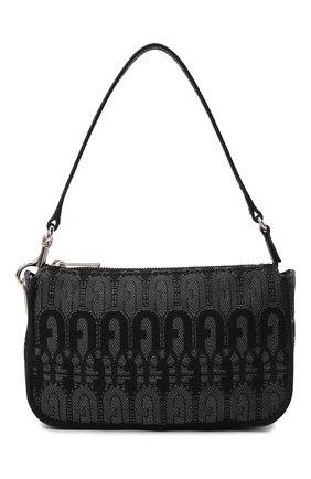 Женская сумка furla moon FURLA черного цвета, арт. WE00201/A.0459   Фото 1