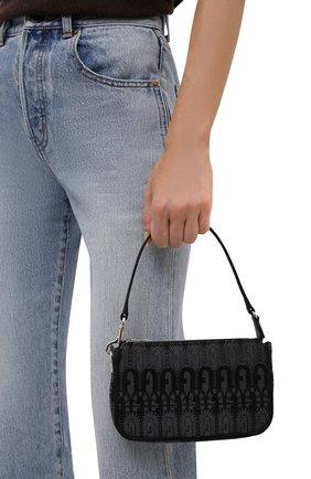 Женская сумка furla moon FURLA черного цвета, арт. WE00201/A.0459   Фото 2