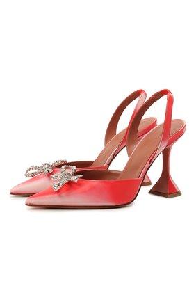 Кожаные туфли Rosie | Фото №1
