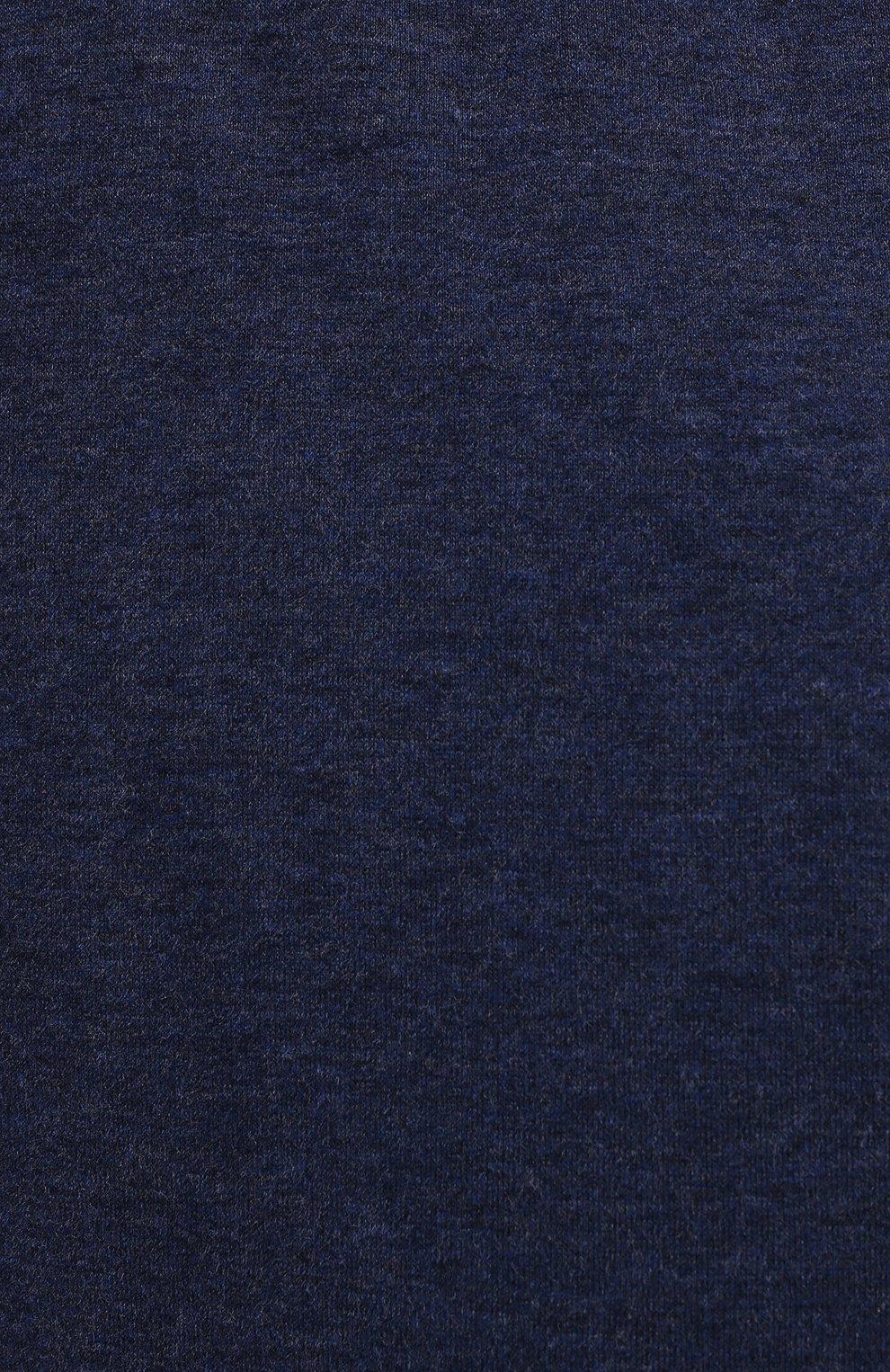 Мужские джоггеры из хлопка и вискозы POLO RALPH LAUREN темно-синего цвета, арт. 711718533/PRL BS   Фото 5 (Big sizes: Big Sizes; Мужское Кросс-КТ: Брюки-трикотаж; Длина (брюки, джинсы): Стандартные; Материал внешний: Хлопок; Стили: Спорт-шик; Силуэт М (брюки): Джоггеры)