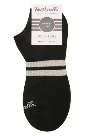 Мужские носки PANTHERELLA черного цвета, арт. 4000T | Фото 1