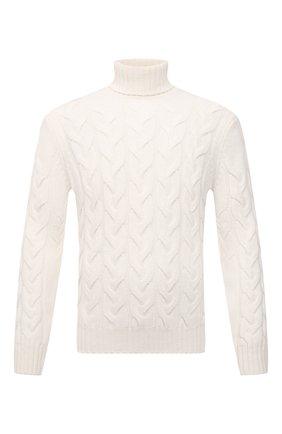 Мужской шерстяной свитер GRAN SASSO кремвого цвета, арт. 13131/22610 | Фото 1