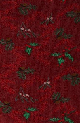 Мужские носки PANTHERELLA бордового цвета, арт. YS4069 | Фото 2