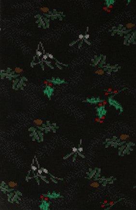 Мужские носки PANTHERELLA черного цвета, арт. YS4069 | Фото 2