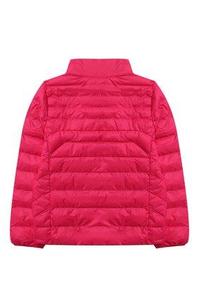 Детского куртка POLO RALPH LAUREN фуксия цвета, арт. 313847233 | Фото 2