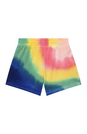 Детские хлопковые шорты POLO RALPH LAUREN разноцветного цвета, арт. 312841547 | Фото 2
