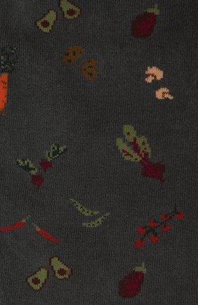 Мужские носки PANTHERELLA темно-серого цвета, арт. YS4070 | Фото 2
