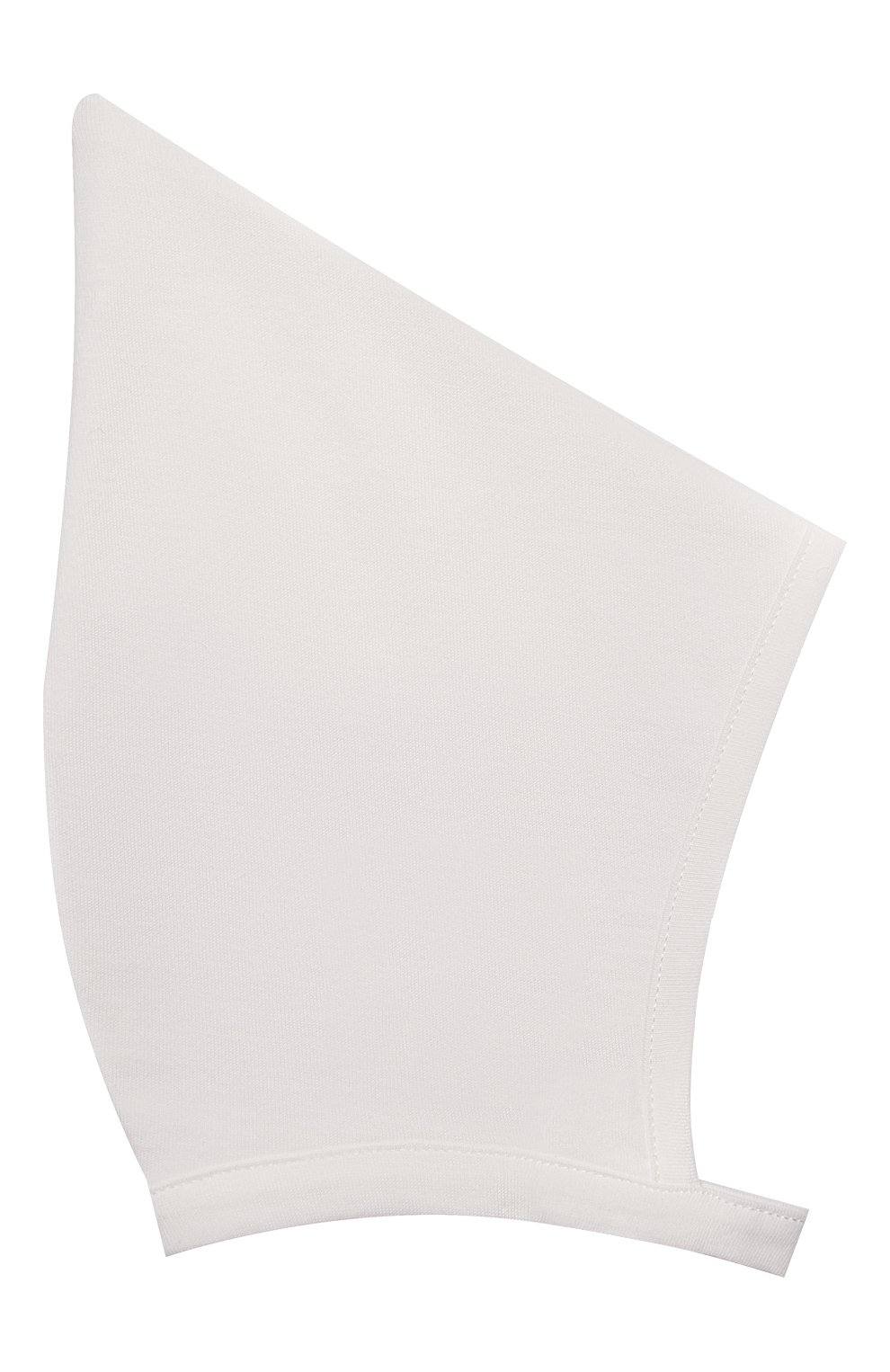 Детского комплект из трех предметов GUCCI белого цвета, арт. 663519/XJDNR   Фото 7 (Рукава: Длинные; Ростовка одежда: 0 - 3 мес   50 - 60 см, 3 мес   62 см, 9 мес   74 см)