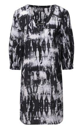 Женская туника MARYAN MEHLHORN черно-белого цвета, арт. M3656 | Фото 1