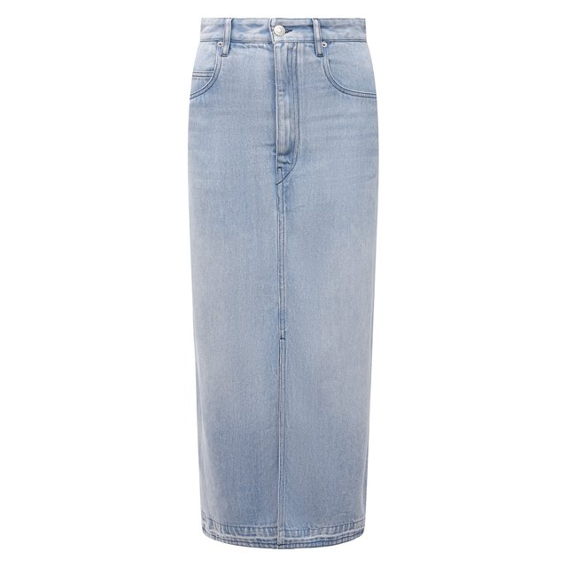 Джинсовая юбка Isabel Marant Etoile