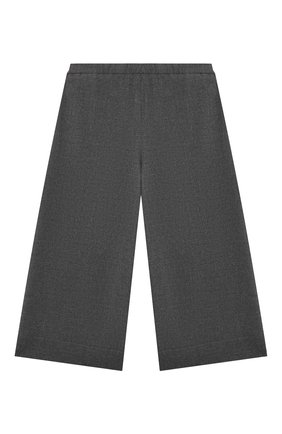 Детские брюки IL GUFO серого цвета, арт. A21PL242WR003/5A-8A | Фото 2