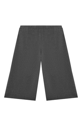 Детские брюки IL GUFO серого цвета, арт. A21PL242WR003/2A-4A | Фото 2