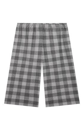 Детские брюки IL GUFO серого цвета, арт. A21PL242W3R51/2A-4A | Фото 1