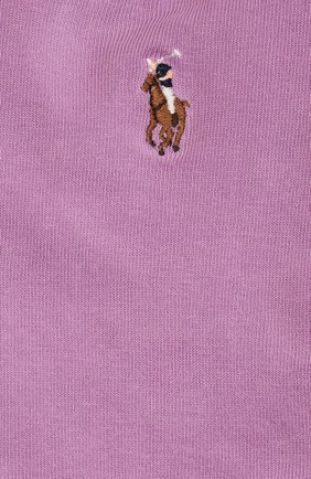 Женские носки POLO RALPH LAUREN сиреневого цвета, арт. 455843974 | Фото 2