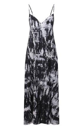 Женское платье MARYAN MEHLHORN черно-белого цвета, арт. M3041 | Фото 1