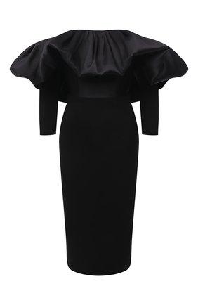 Женское платье SOLACE черного цвета, арт. 0S29058 | Фото 1