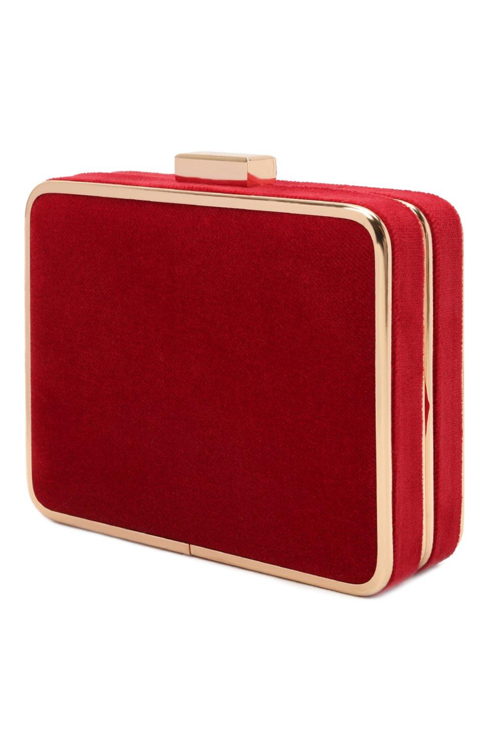 Детская сумка DAVID CHARLES красного цвета, арт. 7601   Фото 2 (Материал: Текстиль)