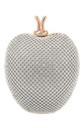 Детская сумка DAVID CHARLES серебряного цвета, арт. 7612 | Фото 1