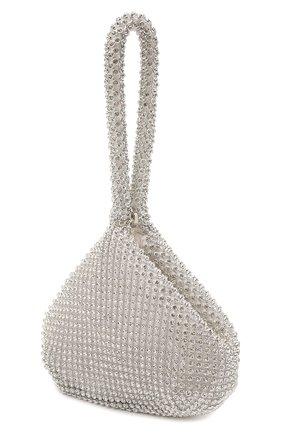 Детская сумка DAVID CHARLES серебряного цвета, арт. 7613 | Фото 2