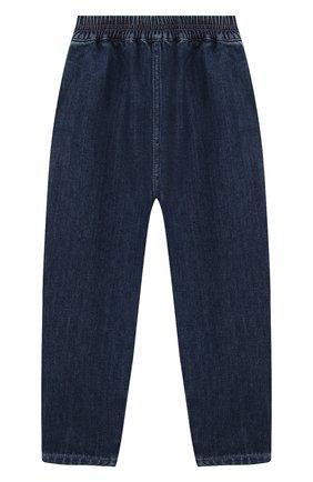 Детские джинсы GUCCI синего цвета, арт. 660168/XDB0Y   Фото 1