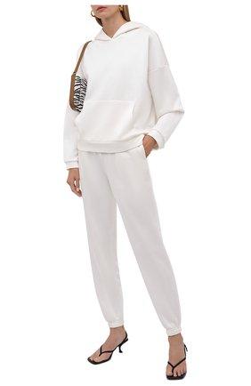 Женский хлопковый костюм SEVEN LAB белого цвета, арт. HP20-shine milk   Фото 1