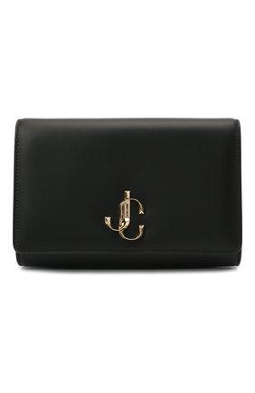 Женская сумка varenne JIMMY CHOO черного цвета, арт. VARENNE CLUTCH/CLF | Фото 1