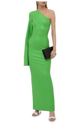 Женское платье с пайетками SOLACE зеленого цвета, арт. 0S29061 | Фото 2