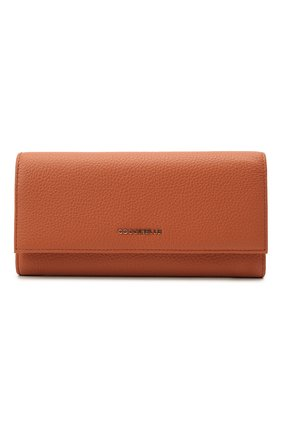 Женские кожаное портмоне COCCINELLE оранжевого цвета, арт. E2 IW5 11 03 01   Фото 1