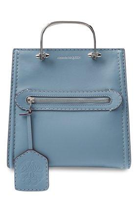 Женская сумка tall story ALEXANDER MCQUEEN синего цвета, арт. 656471/D7899 | Фото 1