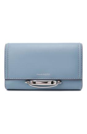 Женская сумка tall story ALEXANDER MCQUEEN синего цвета, арт. 653018/1YAAE | Фото 1