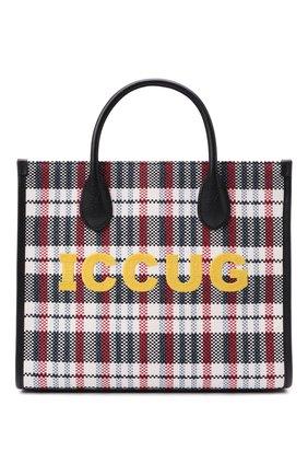 Текстильная сумка-тоут ICCUG | Фото №1