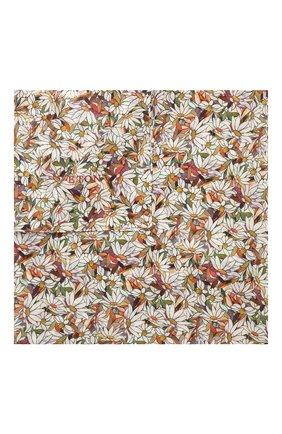 Мужской платок из хлопка и шелка ETON разноцветного цвета, арт. A000 32971 | Фото 1
