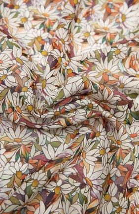 Мужской платок из хлопка и шелка ETON разноцветного цвета, арт. A000 32971   Фото 2