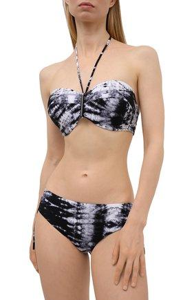 Женский раздельный купальник MARYAN MEHLHORN черно-белого цвета, арт. 5714-505 | Фото 2