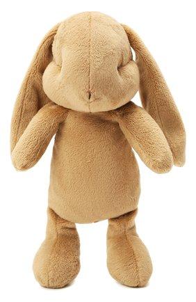 Детского игрушка зайчик боб MAILEG коричневого цвета, арт. 16-1993-00 | Фото 1