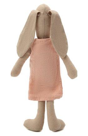 Детского игрушка зайчик в платье MAILEG разноцветного цвета, арт. 16-1100-00 | Фото 2